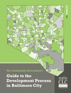 The Community Associations's Grocess in Baltimore City cover