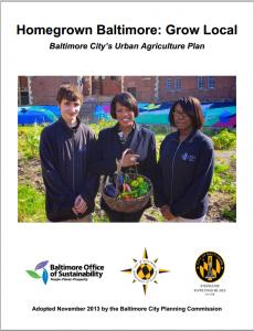 Homegrown Baltimore